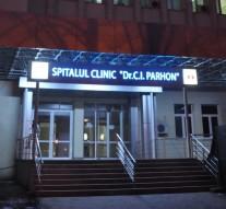 Coridorul în care timpul stă pe loc la Spitalul Parhon