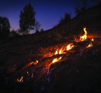 Secretele care ard în pămîntul românesc