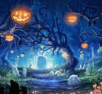 Noaptea în care fantomele și monstri ies la vînătoare