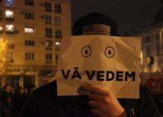 Peste 600 de oameni au protestat împotriva amnistiei și grațierii, la Iași