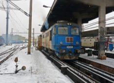 Studenții vor circula gratuit cu trenul