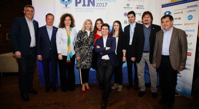 Proiectele de dezvoltare a industriei IT, premiate la Iași