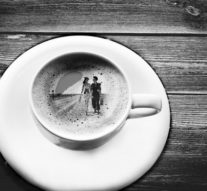 Gril-lul, nunta și cafeaua