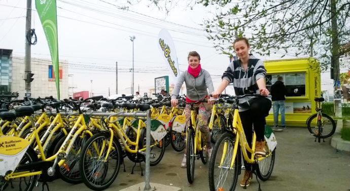 Biciclete gratuite pentru toți studenții ieșeni