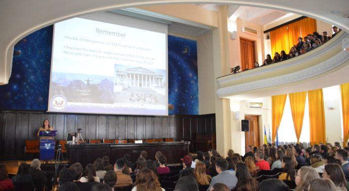 """Universitatea """"Cuza"""" marchează zece ani de la intrarea în Uniune Europeană"""