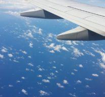 O zi în avion