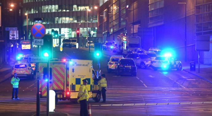 Copiii, ținta atacului terorist din Marea Britanie