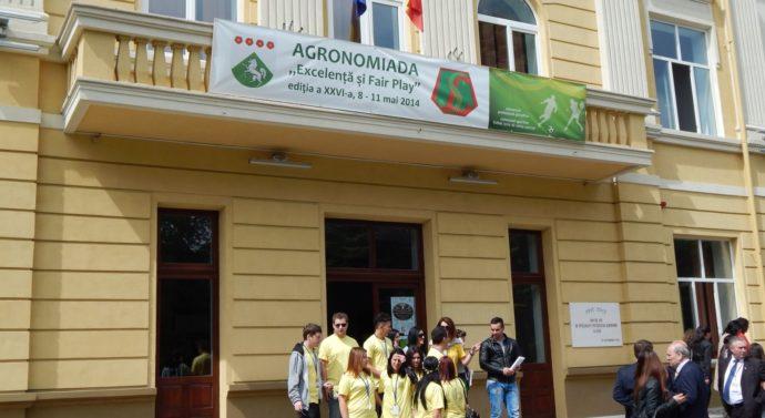 Anul viitor, Agronomiada va fi organizată la Iași