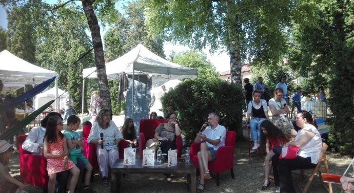 Aventurile poeţaşilor din grădina Pogor