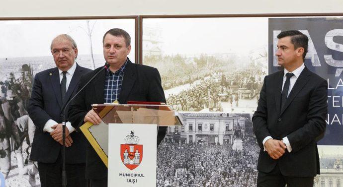 """Viorel Ilișoi a primit Premiul pentru excelență în jurnalism """"Vanda Condurache"""""""