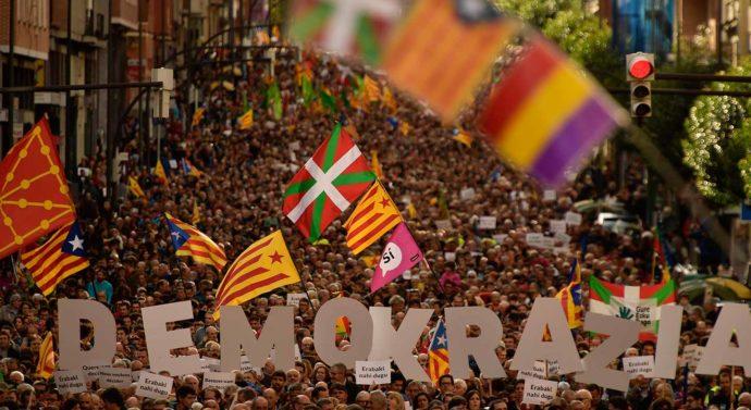 Spania, în pragul unui război civil