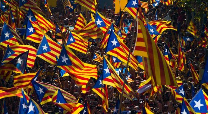 Europa ar putea avea un nou stat: Catalonia