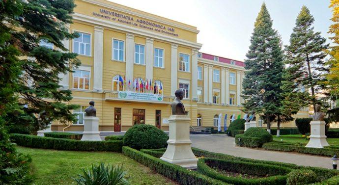 105 ani de la înființarea Universității de Agronomie
