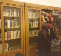 Reading Room, biblioteca neoficială de engleză