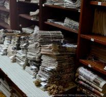 Sala Periodice a Bibliotecii Centrale și-a mutat locul