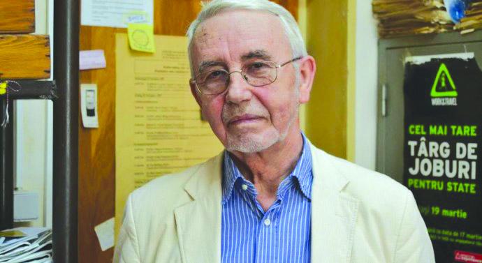 Un nou titlu de Doctor Honoris Causa pentru profesorul Stelian Dumistrăcel